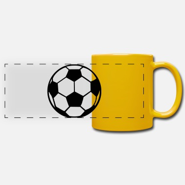 Fussball Fussball S - Panoramic Mug