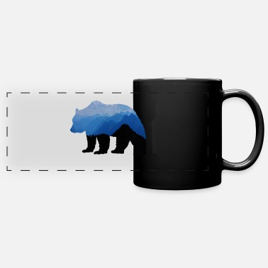 National National Park Bear - Panoramic Mug