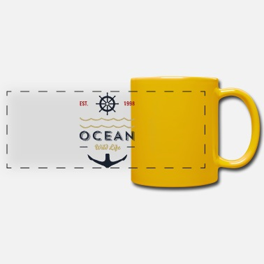 Outdoor Outdoor ocean - Mug panoramique