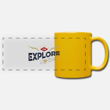 Outdoor Outdoor explore - Mug panoramique