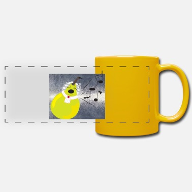 Opera Opera pear - Panoramic Mug