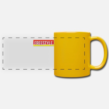 Freestyle Freestyle - Panoramic Mug