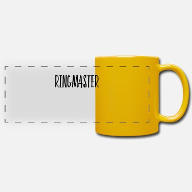 Spoke Genie ringmaster - Panoramic Mug