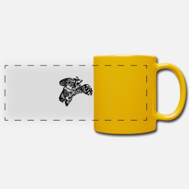 Grizzly Grizzly - Panoramic Mug