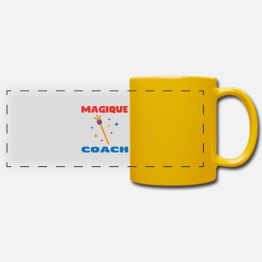 Football MAGIQUE COACH - Mug panoramique