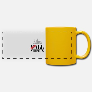Critical Theory You Must Besiege All The Streets! - Panoramic Mug