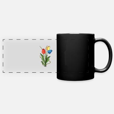 Best Flowers - Panoramic Mug