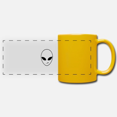gasper16alienz - Panoramic Mug
