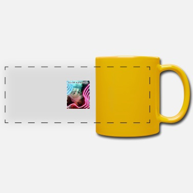 Dream Underwear Neon Dreams - Panoramic Mug