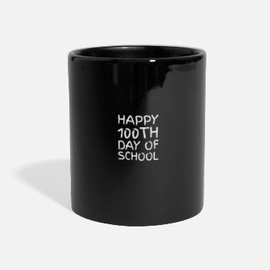 Short Speech On Teachers Day In English 100th day of School Novelty Gifts - Panoramic Mug