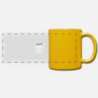 Checkout Dart Perfection - 9 Dart Checkout - Panoramic Mug