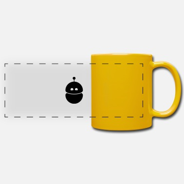 robot1 - Panoramic Mug