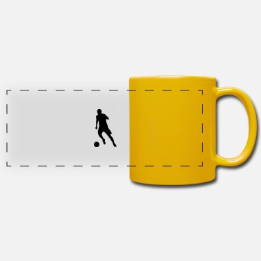 Soccer Soccer Football - Panoramic Mug