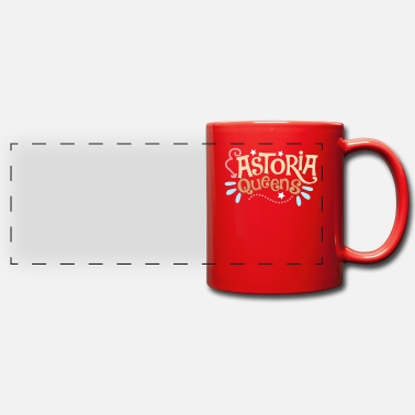 Lunatique Enfants lunatiques Astoria Queens NY Kids Design - Mug panoramique