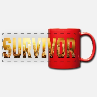 survivor - Panoramic Mug