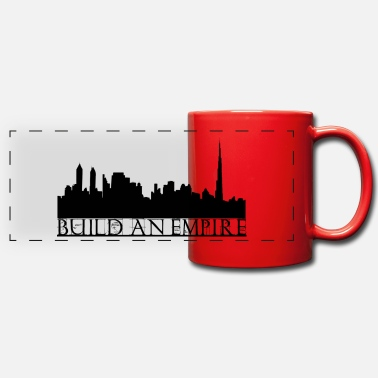 Build an empire - Mug panoramique