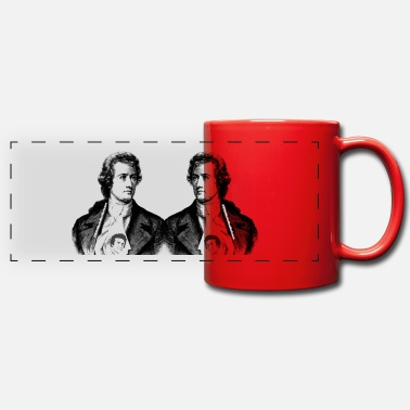Goethe-Pestalozzi - Mug panoramique
