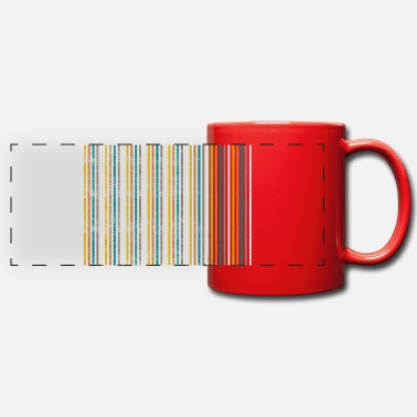 Strip strip - Panoramic Mug