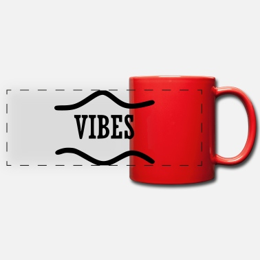 Vibe Vibes - Panoramic Mug