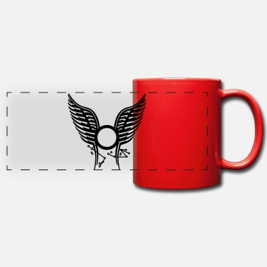 Starbucks Starbuck Anders Tattoo - Panoramic Mug
