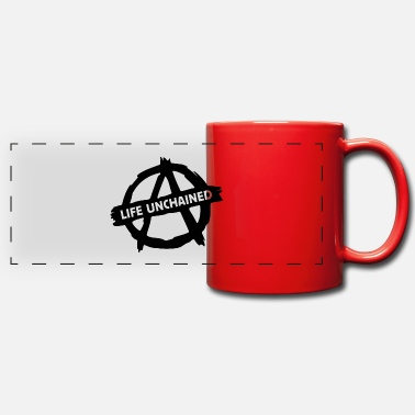 A Life Unchained - Panoramic Mug