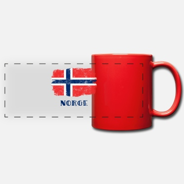 Norway Norway - Panoramic Mug