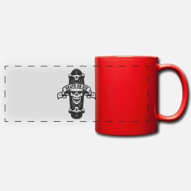 Skate or die - Panoramic Mug