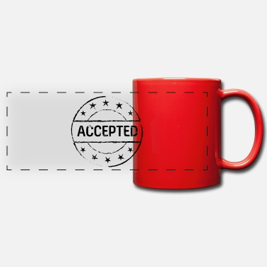 Accepted Accepted - Panoramic Mug