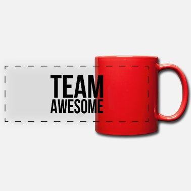 Team Awesome Team Awesome Gift - Tazza panoramica
