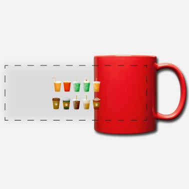 Beverage beverages - Panoramic Mug