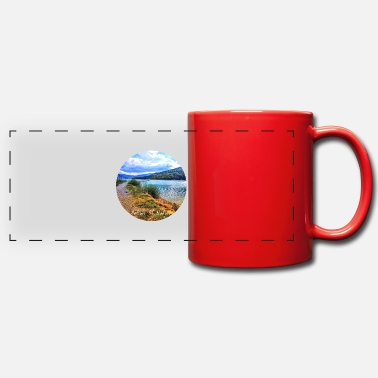 Nature Collection Collection Colors Of Nature - Panoramic Mug