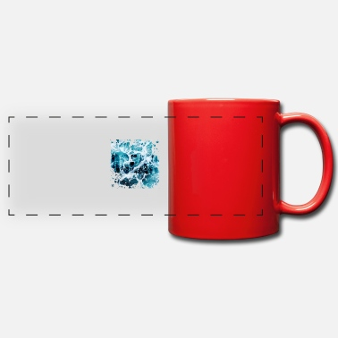 Water Water - Panoramic Mug