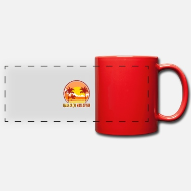 Maradhoo Maldives - Panoramic Mug