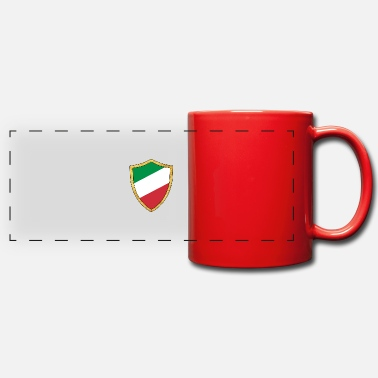 Tasse Becher ItalienItaly Fahne Flagge Flag sizilien Cup Mug Sammeln & Seltenes Werbeartikel