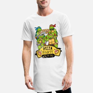 T shirts officialbrands commander en ligne spreadshirt - Tortues ninja pizza ...