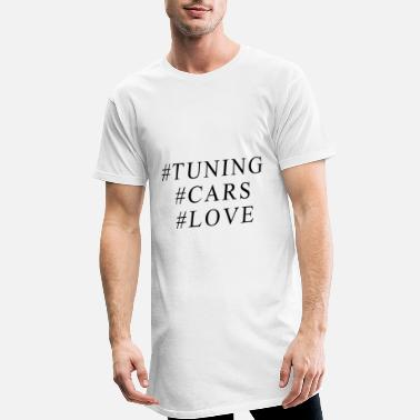 Tuning #Tuning - T-shirt long Homme
