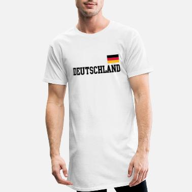 Germany Flag Germany flag - Germany Germany flag flag - Men's Long T-Shirt