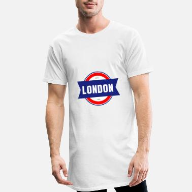Underground London Underground - Men's Long T-Shirt
