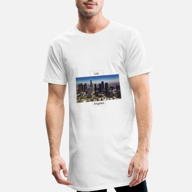 Los Angeles Los Angeles - T-shirt long Homme