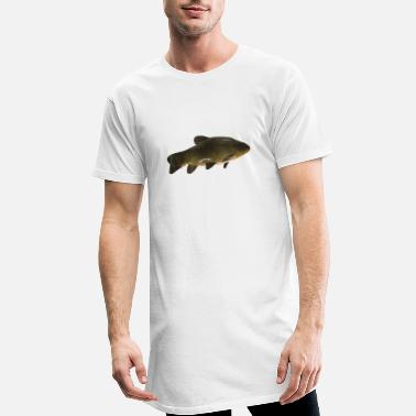 Carpe Poisson carpe (poisson) - T-shirt long Homme