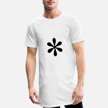 Asterisk asterisk - Men's Long T-Shirt