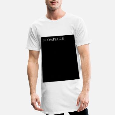 Indomptable Indomptable - T-shirt long Homme