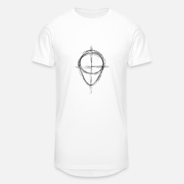 Cabeza de boceto Camiseta premium hombre  a0488191a235f