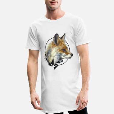 Peter Fox Graphic Fox - Männer Urban Longshirt