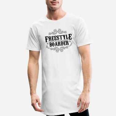 Freestyle Freestyle - Men's Long T-Shirt