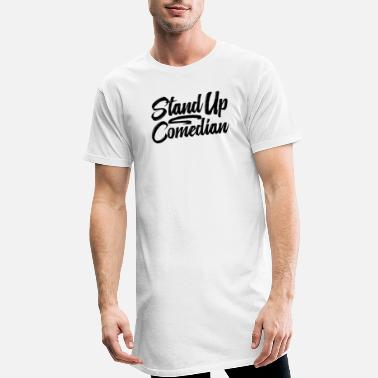 Comedy Comedian Stand Up Comedy Comedy Standup Comedy - Mannen Longshirt