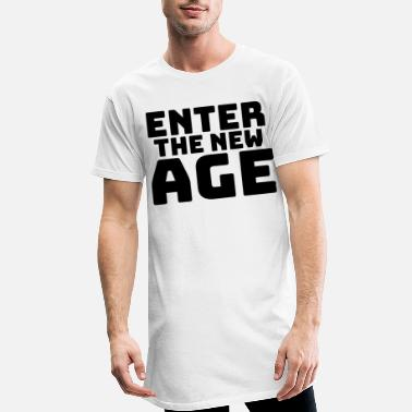 New Age Enter the new Age - Männer Longshirt