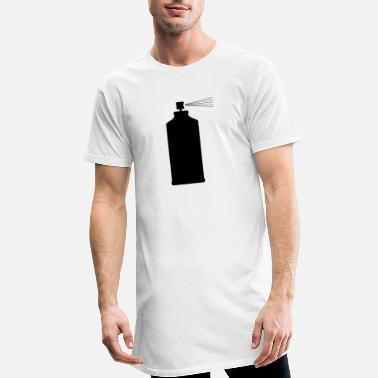 Spray Cans Spray can - Men's Long T-Shirt