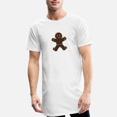 Gingerbread gingerbread - Men's Long T-Shirt