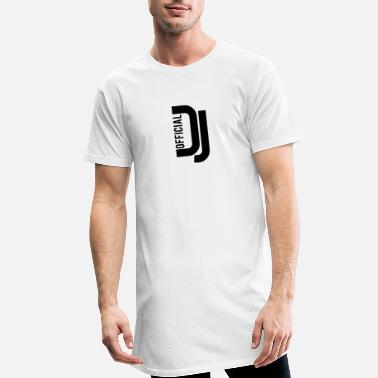 Deejay Logo officiel Deejay - T-shirt long Homme
